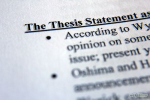 550px-Write-a-Thesis-Statement-Step-1